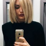 bob frisuren mittellang stylen ideas